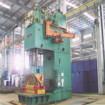 Y41系列单柱校正压装液压机